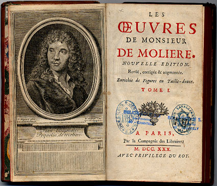 an analysis of moliere born jean baptiste poquelin moliere in paris france The king of france (louis xiv) recognizes tartuffe's deceitful nature and tartuffe is born at paris in more about jean baptiste poquelin (moliere.